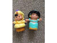 Disney Princess Little People Aladdin