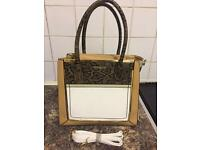 Ladies Tote Handbag New with Shoulder Strap