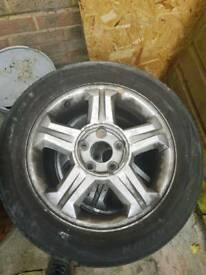 "Hyundai Coupe 16"" Alloys"