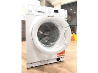 Barely used washing machine !!!Hotpoint Smart WMFUG 842P - White