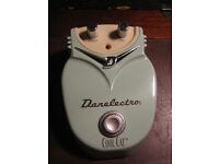 Vintage Danelectro Cool Cat Stereo Chorus Pedal DC-1 . Original Box.