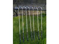 Ping gmax irons 5-SW