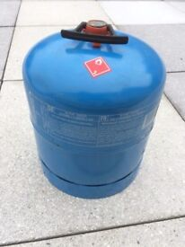 Camping Gaz 907 Cylinder Gas Bottle Full For Camping, Fishing