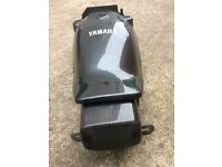 yamaha V Max 1200 rear mudguard and light