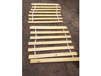 Single bed slats 92.2cm /190 cm , 18mm thick from Marks and Spencer