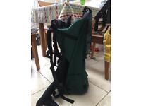 Bushbaby backpack carrier