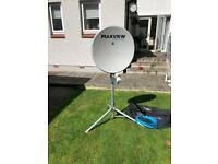 Maxview precision satellite dish