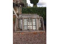 Reclaimed Oak Windows