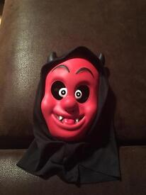 Children's devil mask *new*