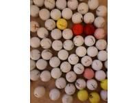 150 golf balls