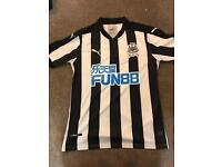 New Newcastle United NUFC Home T Shirt 2017