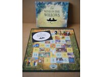 """Collectable """"WIND IN THE WILLOWS"""" board game. By Reader's Digest 1997. Complete."""
