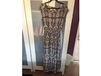 Two size 16 maxi dresses and a wrap top