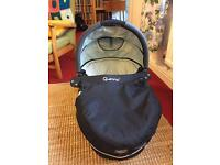 Carry cot/Moses basket to fit Quinny Buzz pram