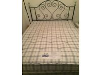 Kingside 2 draw divan with mattress