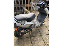 Italjet formula 50 cc lc moped