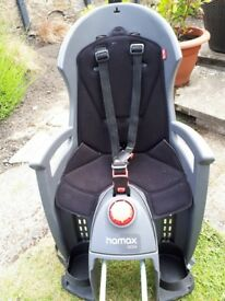 Hamax Siesta Rear Child Bike Seat