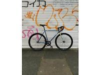 Single speed/ fixed gear flip flop hub Cinelli pista 58cm