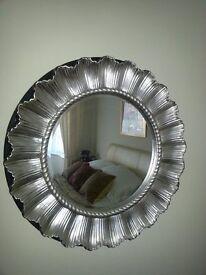Large round Mirror