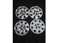 """14"""" Wheel trims, 4off, from Nissan Micra K12. Excellent condition."""