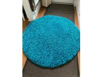 Te circle rug (Like New)