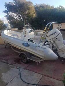 Falcon RIB Boat Subiaco Subiaco Area Preview