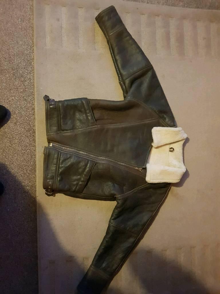 Mens jacket gumtree - Flying Leather Mens Jacket Image 1 Of 9