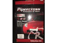 Pipecross induction kit