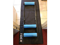 Tacx Galaxia T1100 Rollers & Mat