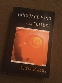 Language mind and culture