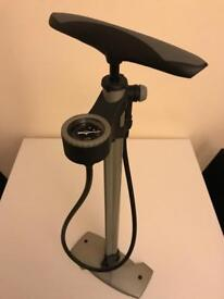 Brand-new bike pump