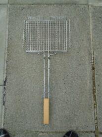 B B Q Grilling Basket