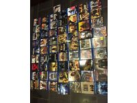Bundle of 64 Blu-rays