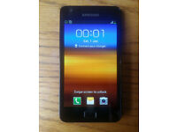 SAMSUNG GALAXY S2 (UNLOCKED) black