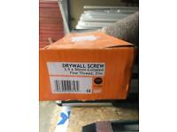 Collated drywall screws 50 & 55mm 50 boxes
