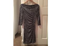 House of Fraser Linea Dress Size 8 BNWT