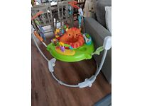 Fisher-price Roaring RainForest Jumperoo Bouncer