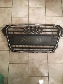 Audi A4 b8 2008-2012 front grille