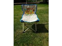 Kids/ Toddler camping chair -used once