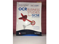 OCR, Business Studies for GCSE.