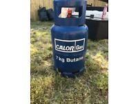 7kg butane has for BBQ