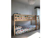 Argos Home Kaycie Mid Sleeper Single Bed Frame - Pine