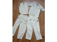 Cricket clothing for 8-10 years old