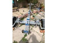BOAT TRAILER fit 15 to 16 ft SORRY SOLD