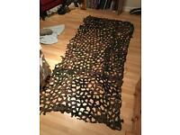 Large camouflage Cargo net DPM Cadets Airsoft
