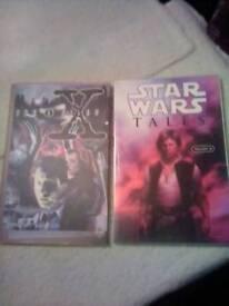 Graphic novels.