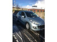 Peugeot, 207, Hatchback, 2012, Manual, 1398 (cc), 5 doors