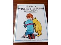 Childrens Book, Stories Of Winnie The Pooh
