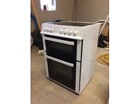 Electric Cooker 600 wide with Ceramic Hob
