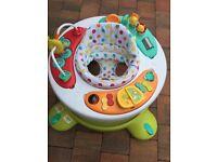 Baby Walker - Mothercare Spots Hoola Walkaround, Jordanstown